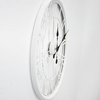 New Products Aged Retro White Antique Clock Wall for Home Décor
